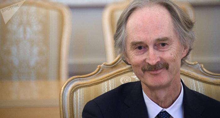 El nuevo enviado especial de la ONU apuesta por cooperar con Rusia sobre Siria