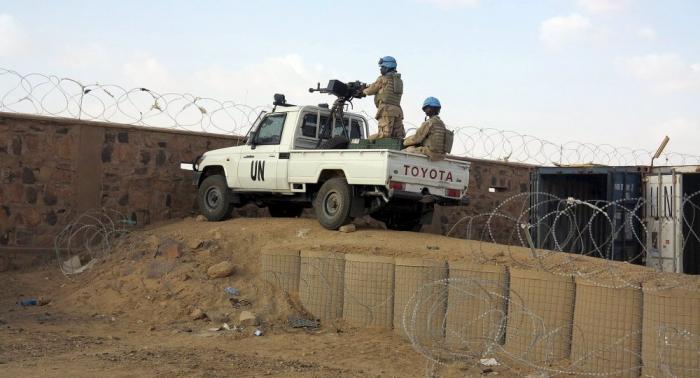 Asciende a 10 el número de cascos azules muertos en ataque terrorista en Malí