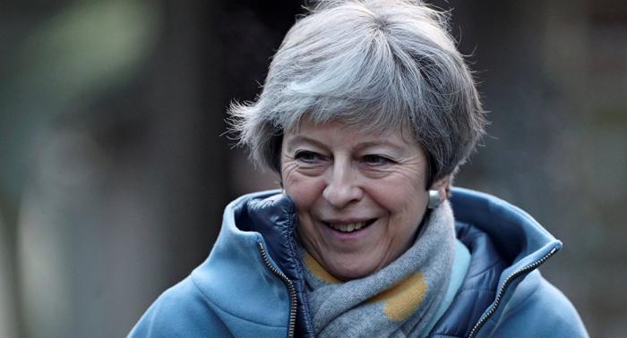 Theresa May ultima su plan B del Brexit