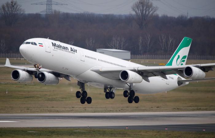 Iranische Fluggesellschaft darf Deutschland nicht mehr anfliegen