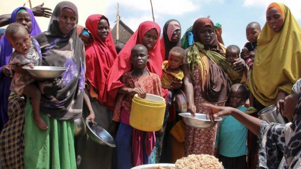 Llamado de ayuda para Somalia