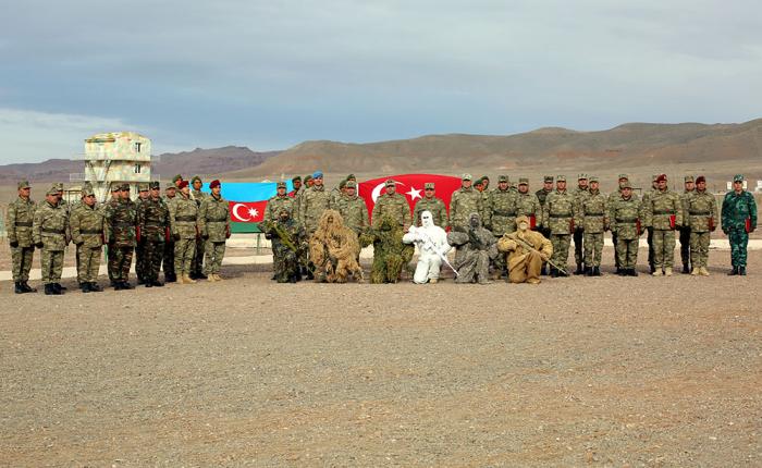 Defense Ministry: Regular sniper training course in Nakhchivan garrison ends -  VIDEO+PHOTOS