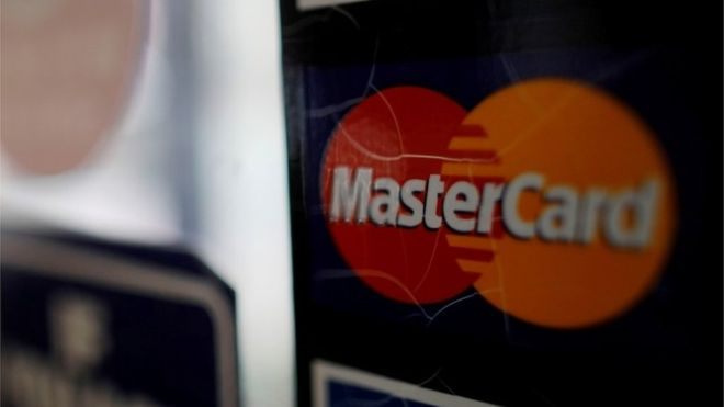 Mastercard fined £504m by Europe for competition breach