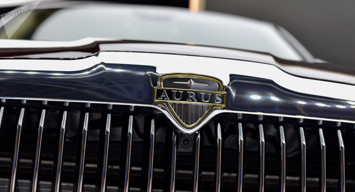 So wurde Putins Luxusauto kreiert –   VIDEO