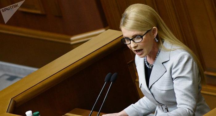 Präsidentschaftswahl: Timoschenko verspricht Energieunabhängigkeit für Ukraine