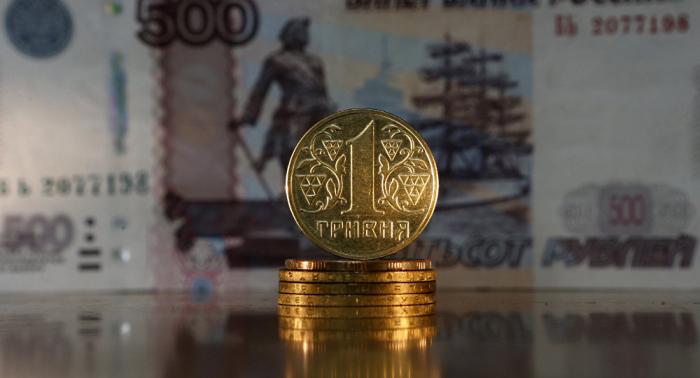 Ukraine: Import russischer Waren deutlich gestiegen
