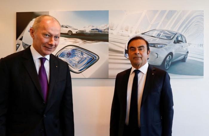 Renault will neue Chefs nach Ghosn-Rücktritt einsetzen