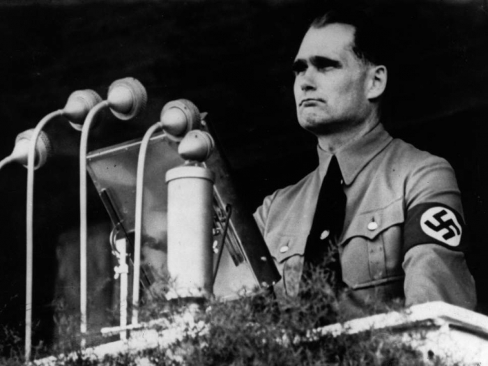 Nazi conspiracy theory over fate of Hitler deputy Rudolph Hess debunked by DNA test