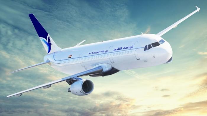 Flug Bagdad-Baku- Bagdad gestrichen