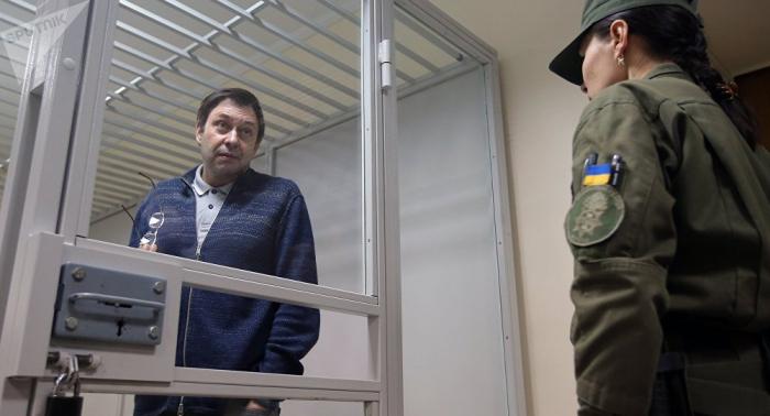 El Tribunal Supremo de Ucrania dictamina traslado de Vishinski a Kiev