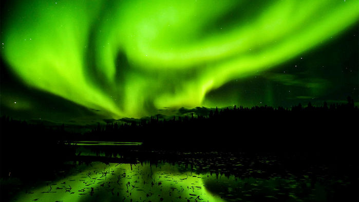 Why arethe northern and southern lights different?-  iWONDER