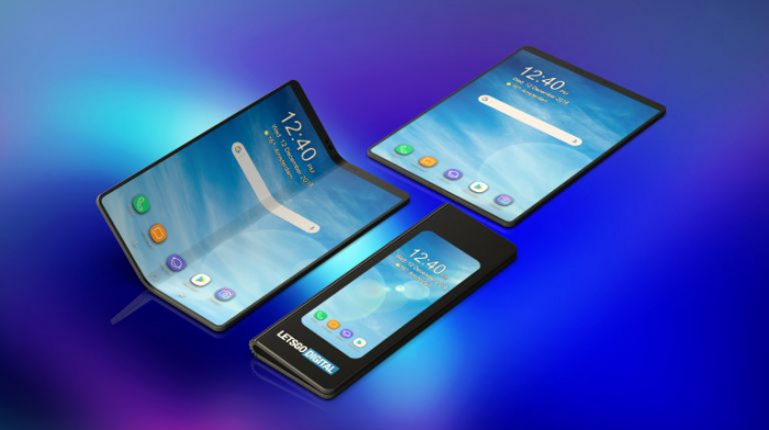 Samsung Galaxy X leak reveals what foldable phone will look like