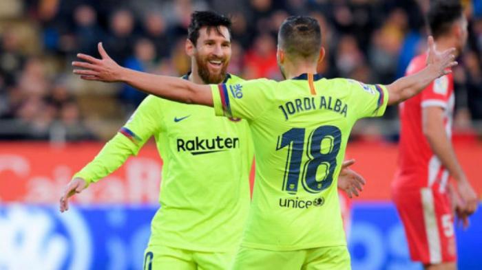 """""""Barselona"""" liderliyini möhkəmləndirdi"""
