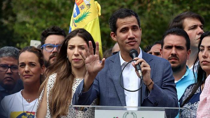 Israel recognizes Guaido as president of Venezuela