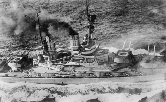 Germany Has Some Crazy Battleship Dreams If It Had Won World War I