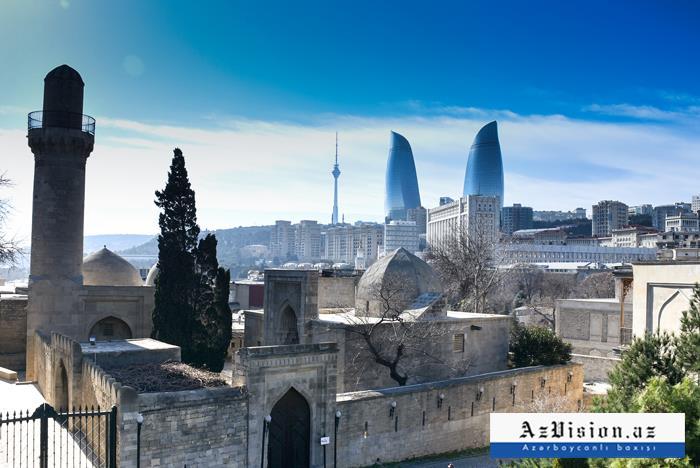 Ciudad Vieja de Bakú-  Fotoreportaje