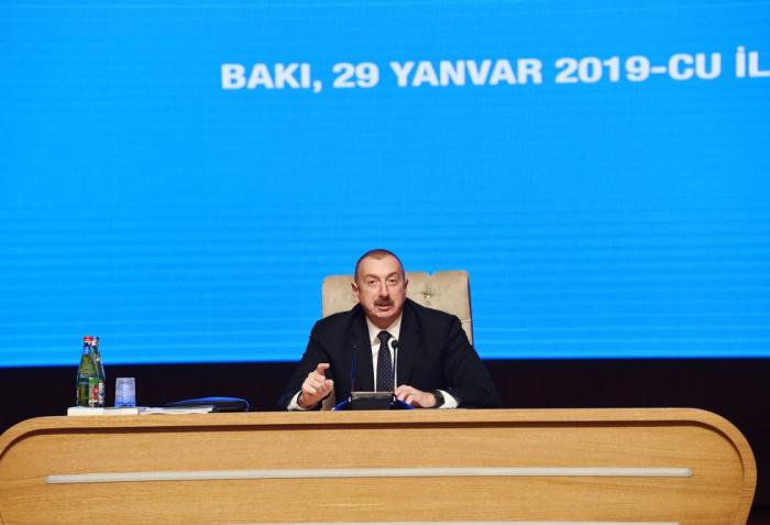 """Prezident məmurlara səsləndi: """"Nöqsanlar tamamilə aradan qaldırılmalıdır"""""""