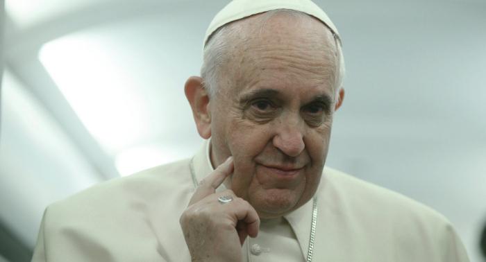 """Papst rät Frauen nach Abtreibung zur """"Versöhnung"""" durch Lied"""
