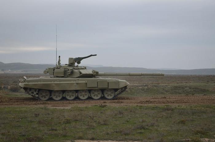 New training period starts for Azerbaijani troops - PHOTOS