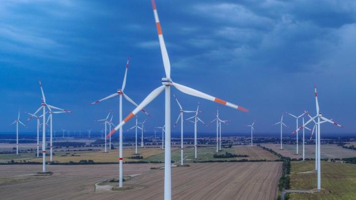Ausbau der Windenergie stockt