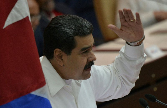 Maduro claims Trump ordered Columbian government and mafia to kill him