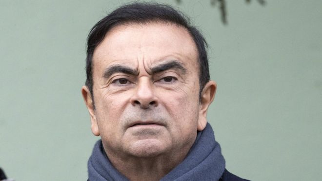 Ex-Nissan chief Ghosn says