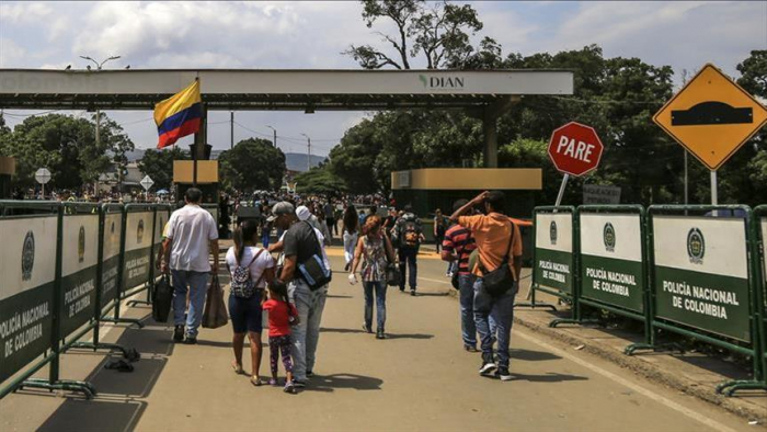 UN: Nearly 5,000 people leaving Venezuela every day