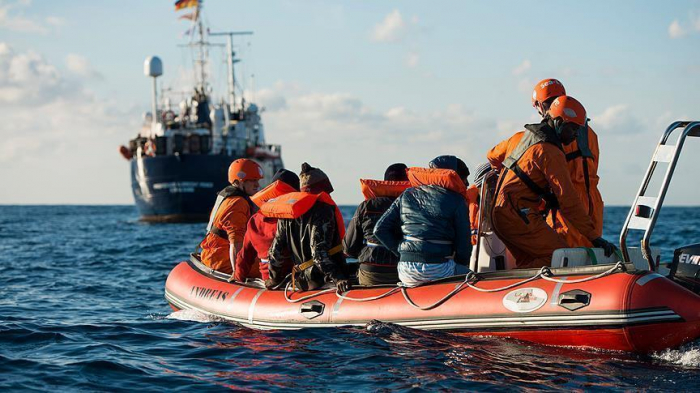6 people died every day trying to cross Med in 2018: UN