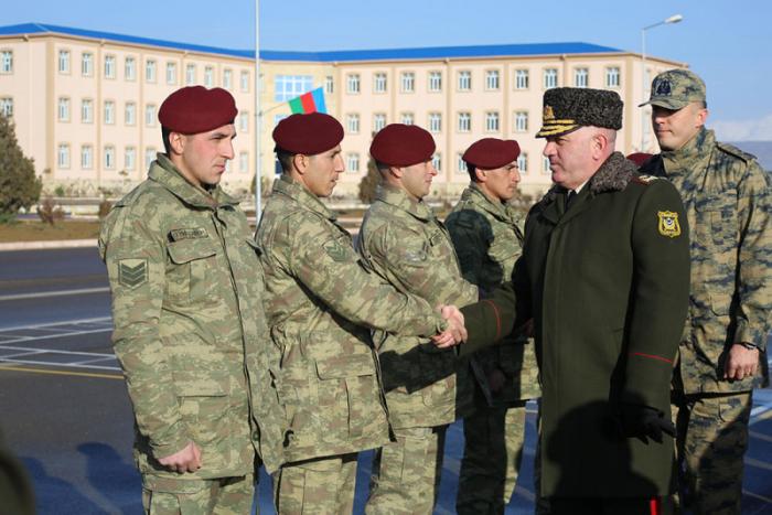 Azerbaijani servicemen to attend military drill in Turkey