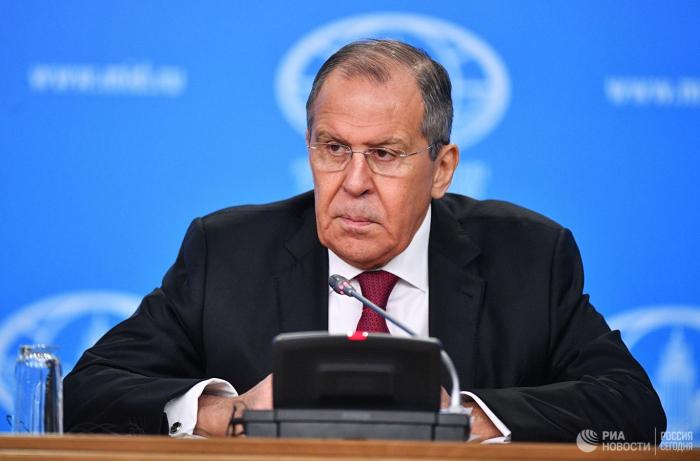 """Lavrov kürd məsələsindən danışdı: """"Bu, yolverilməzdir"""""""
