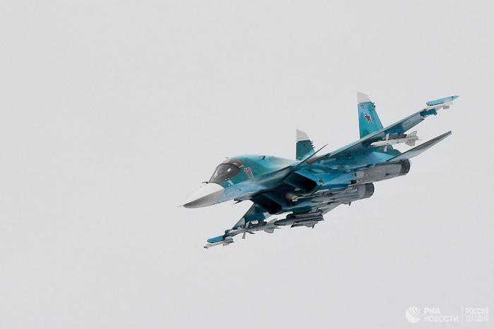 Rusiyada iki qırıcı toqquşub: Pilotlar sağ tapılıb - (Yenilənib)