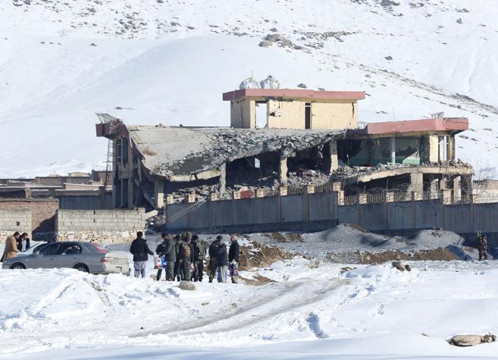 Əfqanıstanda partlayış: 4 ölü, 20 yaralı