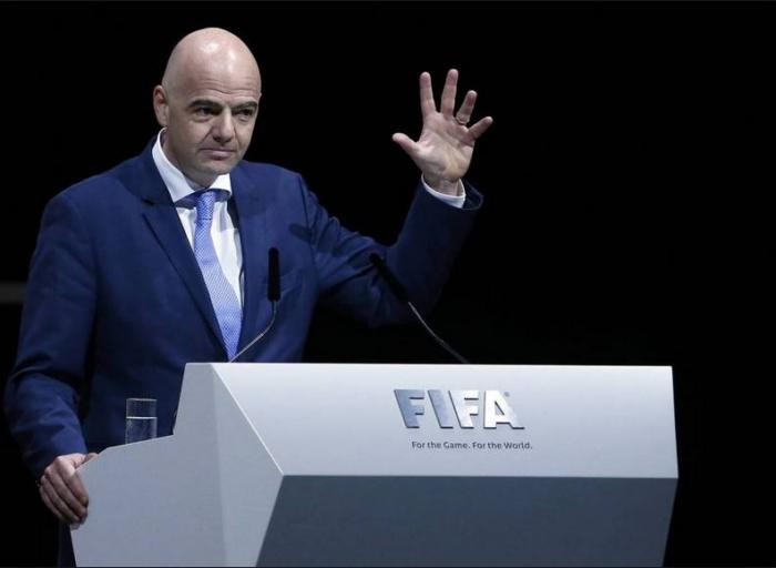 إنفانتينو: إمكانية تنظيم كأس العالم في دول من قارتين