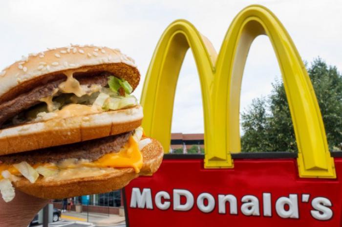 """La marque déposée """"Big Mac"""" de McDonald"""