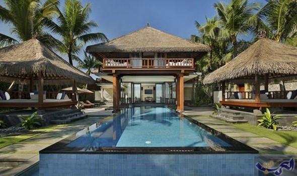 الفخامة والسحر يُميِّزان فندق ليغيان في بالي