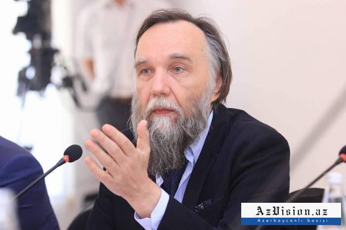 """""""Moskva bu məsələdə təkidlidir, Ermənistan 5 rayonu qaytarmalıdır"""" - Aleksandr Duqin"""