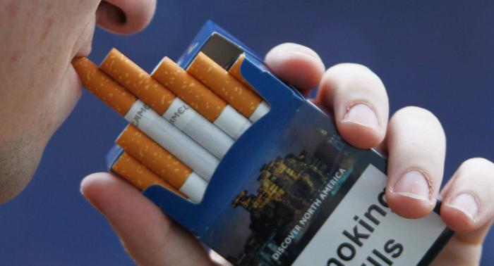دراسة تكشف ارتباط التدخين وشرب الكحول مع مناطق في الدماغ