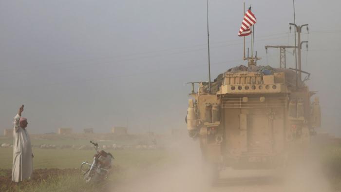 Pentaqon ABŞ-ın Suriyadan çıxmasına dair zəmanət verdi