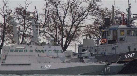 روسيا قد تفرج عن البحارة الأوكرانيين