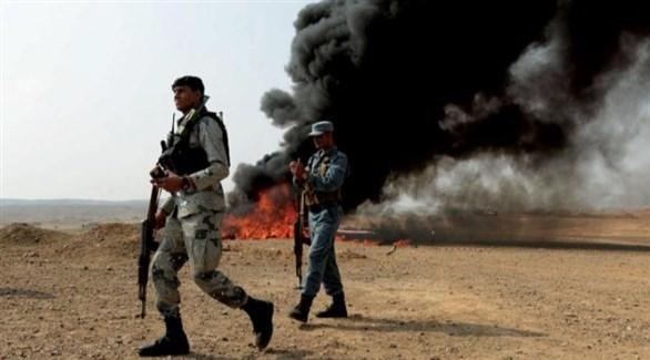 مقتل 7 إرهابيين في غارة شرقي أفغانستان