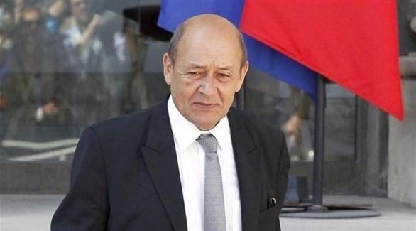 وزير خارجية فرنسا يصل بغداد لبحث العلاقات الثنائية