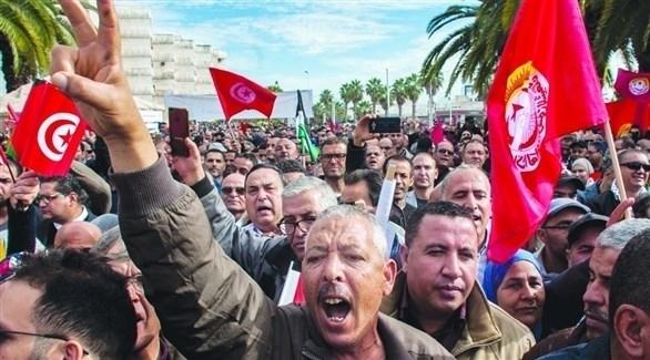 """حكومة تونس و""""الشغل"""" يفشلان بالاتفاق على رفع أجور آلاف الموظفين"""
