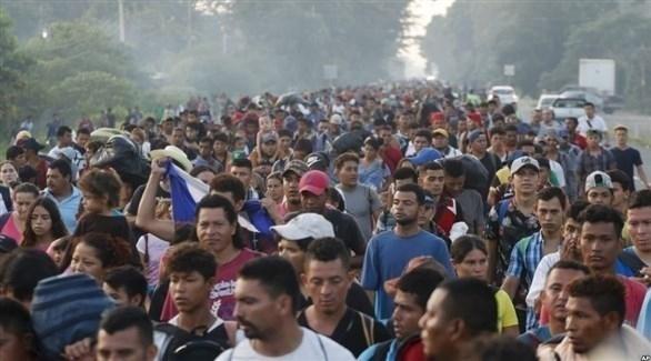 قافلة جديدة لـ100 مهاجر سلفادوري إلى أمريكا