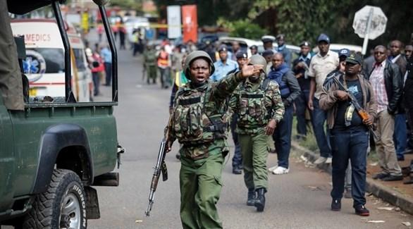 كينيا: ارتفاع عدد ضحايا الهجوم الإرهابي في نيروبي إلى 21