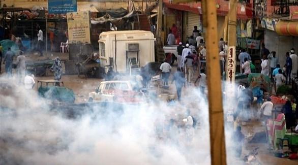 السودان: قوات الأمن تنتشر في الخرطوم قبل مسيرة في اتجاه القصر الرئاسي