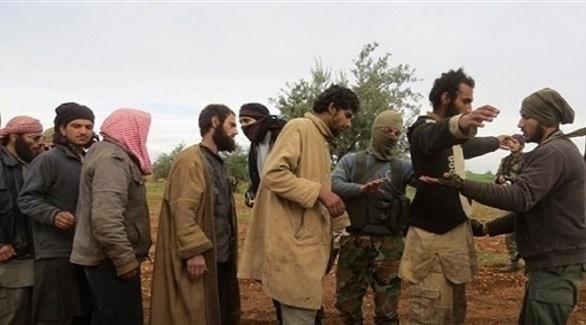 """سوريا: """"قسد"""" تعتقل أمريكيين في صفوف داعش"""