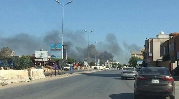 ليبيا: ارتفاع حصيلة اشتباكات طرابلس إلى 14 قتيلاً