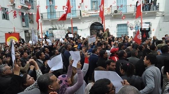 تونس: اتحاد الشغل يدعو إلى إضراب جديد بيومين في فبراير