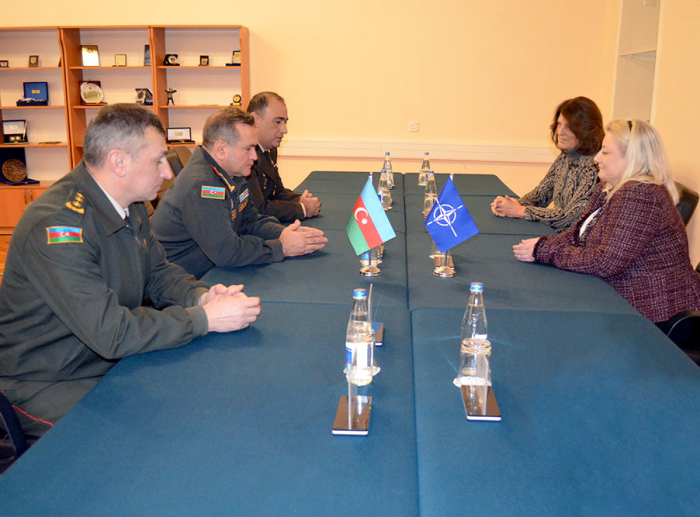 NATO expert group visit the Military Academy