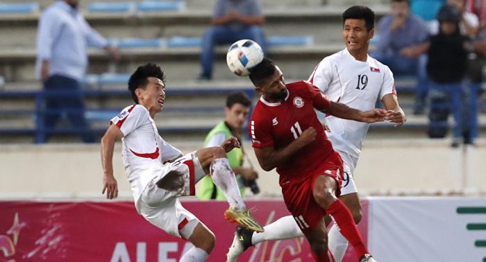 بث مباشر... مباراة لبنان وكوريا الشمالية في كأس آسيا 2019 (دقيقة بدقيقة)